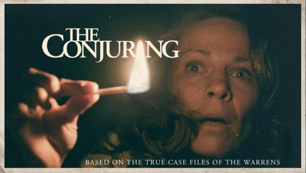 The Conjuring - banner