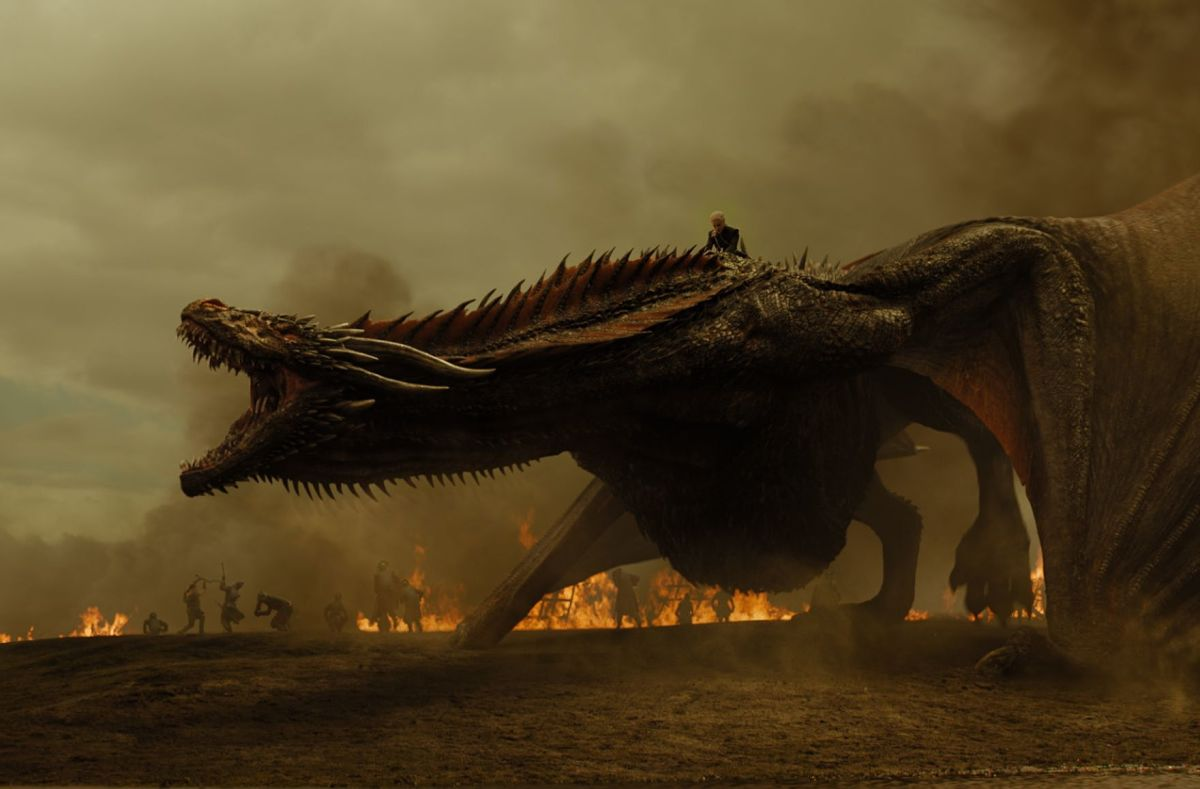 'Game of Thrones': Reign of Fire