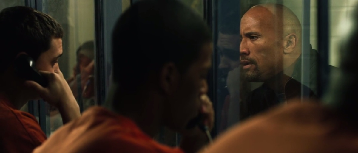 Snitch: Dwayne Johnson and a Hard Place