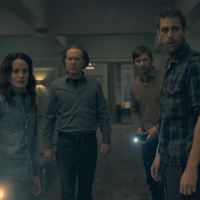 Past & Present Colliding in 'The Haunting of Hill House'